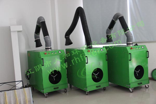 Fume Extractor RH/HY100, RH/HY150, eASY-tRUNK cOLLECTOR