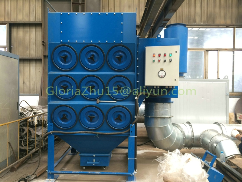 RH-XLC3-18 Dust Collector for Cutting