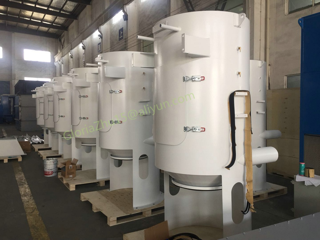 Dust Collector for Vacuum System