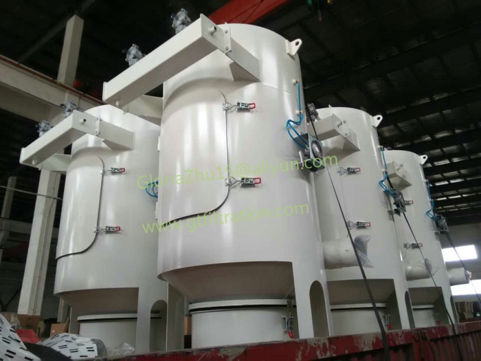 20180302 Vacuum Dust Collector